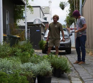 Phil Withers, collaborator of Phil Johnson Landscapes, talks with Sam from Creative Earth.