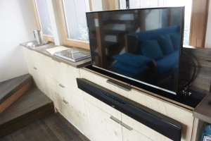 Pop-up TV